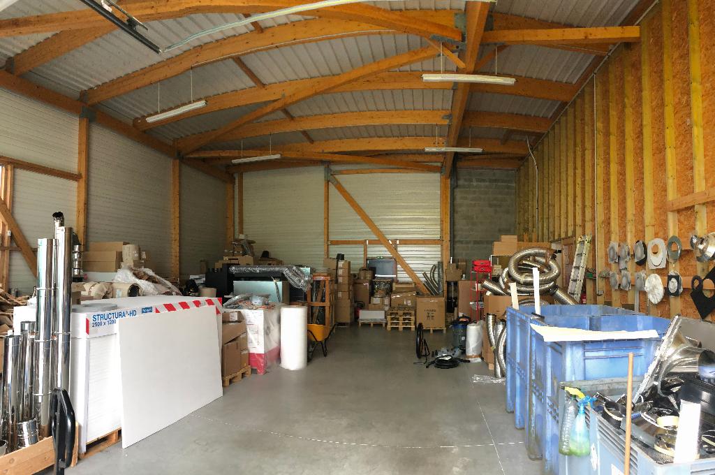 Entrepôt / local industriel Gouesnou 450 m2