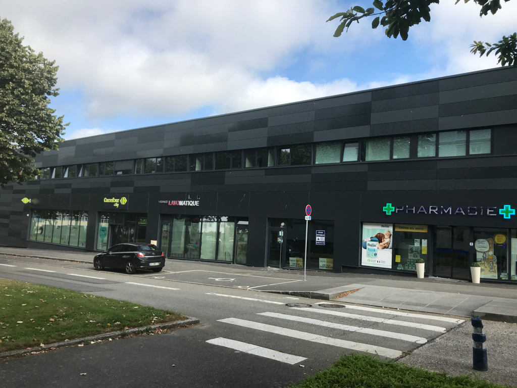 Local commercial neuf Brest - Bellevue - environ 80 m2