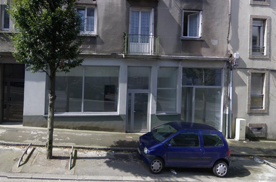 Local commercial Brest d'environ 90 m2 Brest - Proche liberté