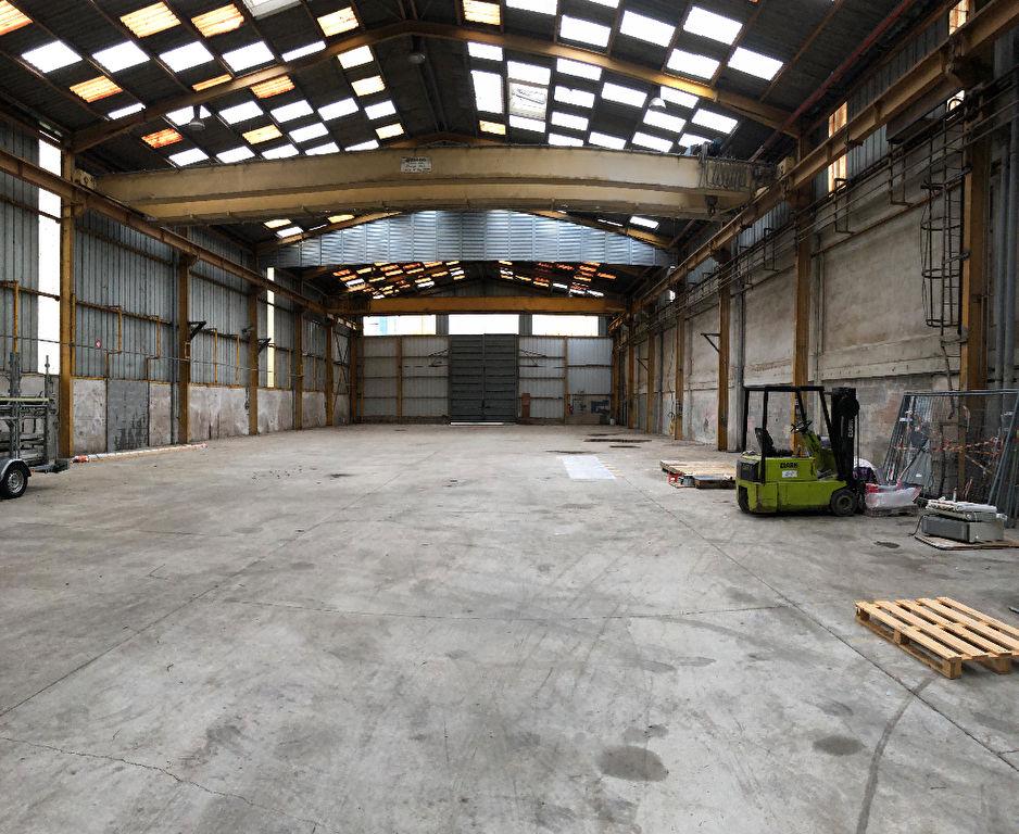 Entrepôt / local industriel Gouesnou 600 m2