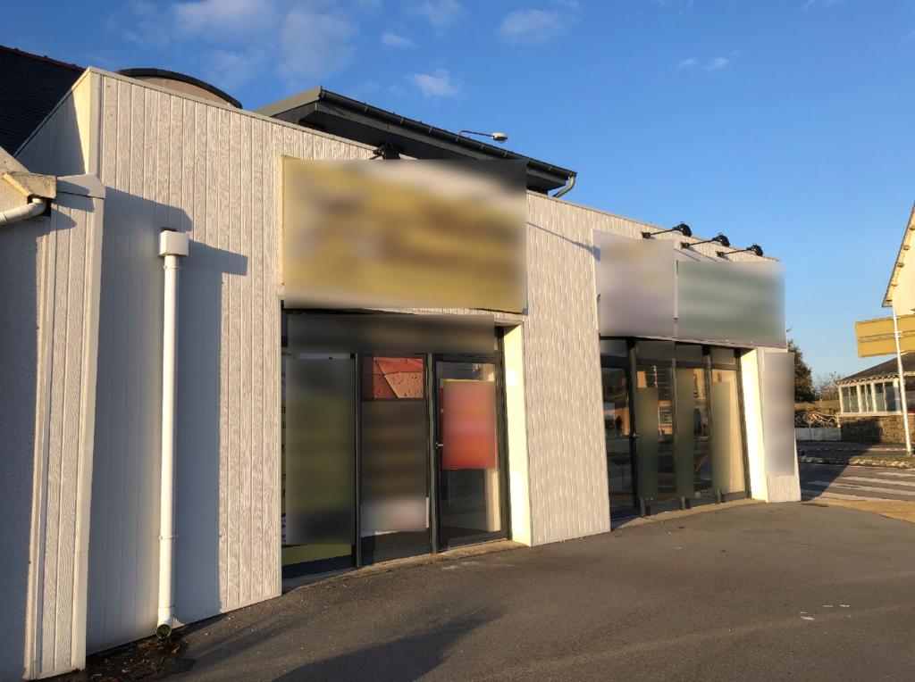 Local commercial Crozon 167 m2