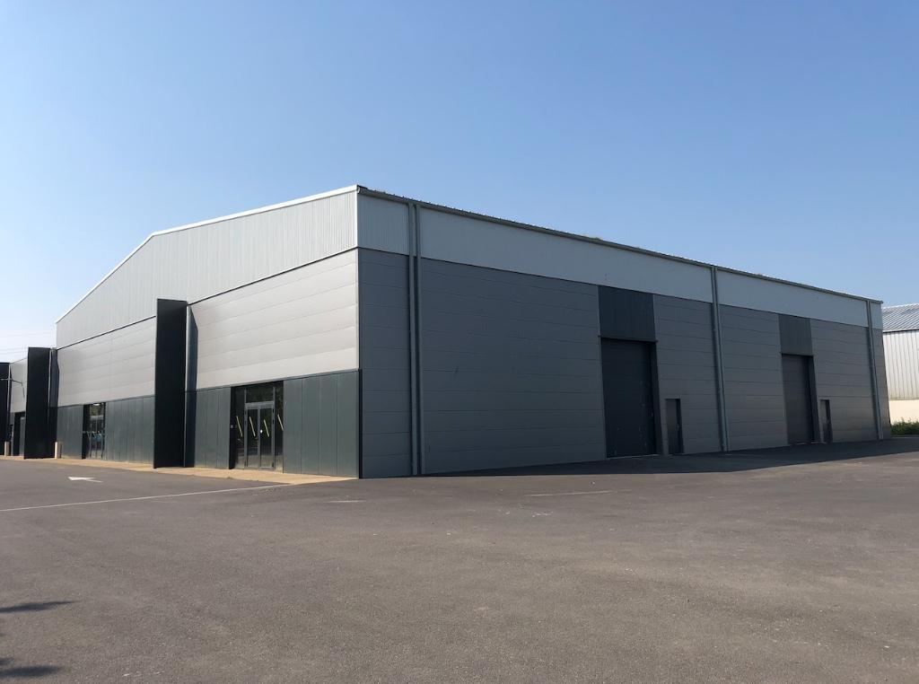 Entrepôt / local industriel Gouesnou 330 m2