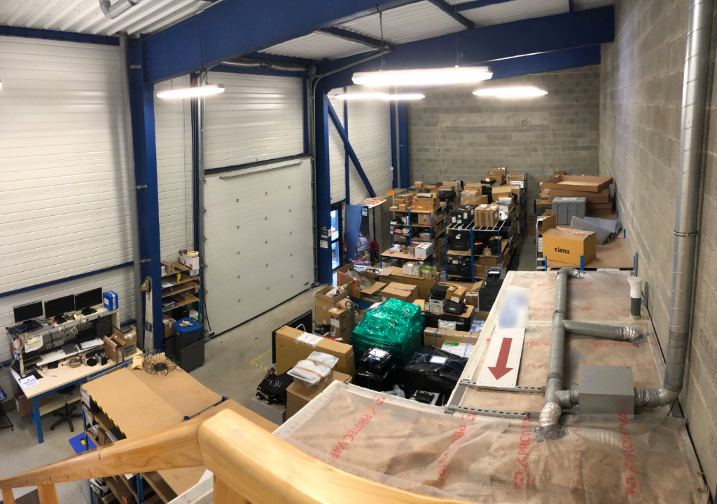 Entrepôt atelier/stockage 188 m2 Guipavas