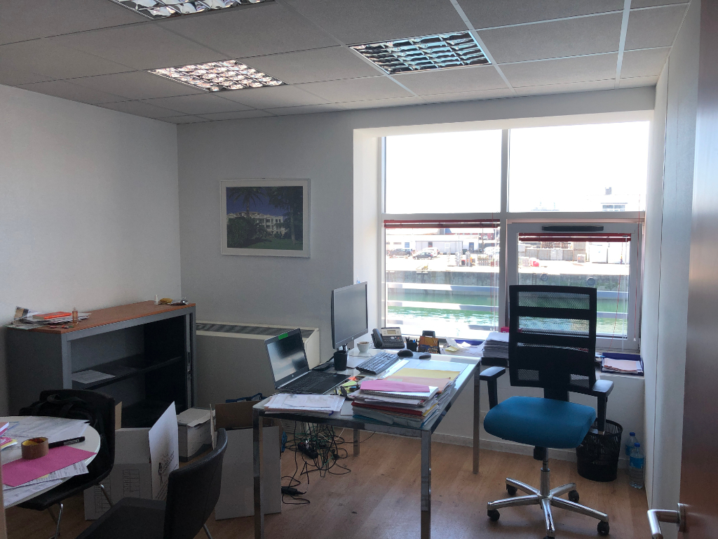 Bureaux Brest 82 m2