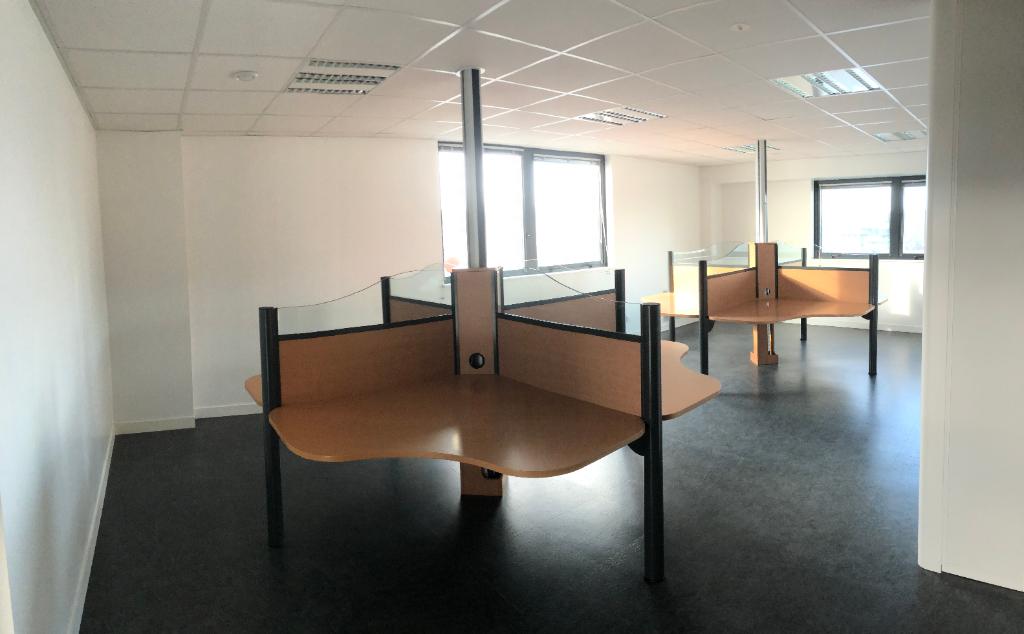 Bureaux Brest 255 m2