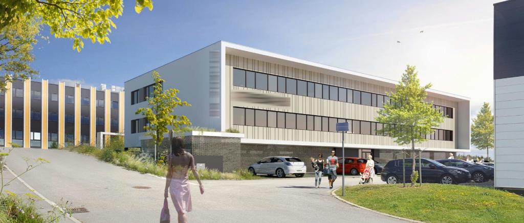 Bureaux Brest 1074 m2