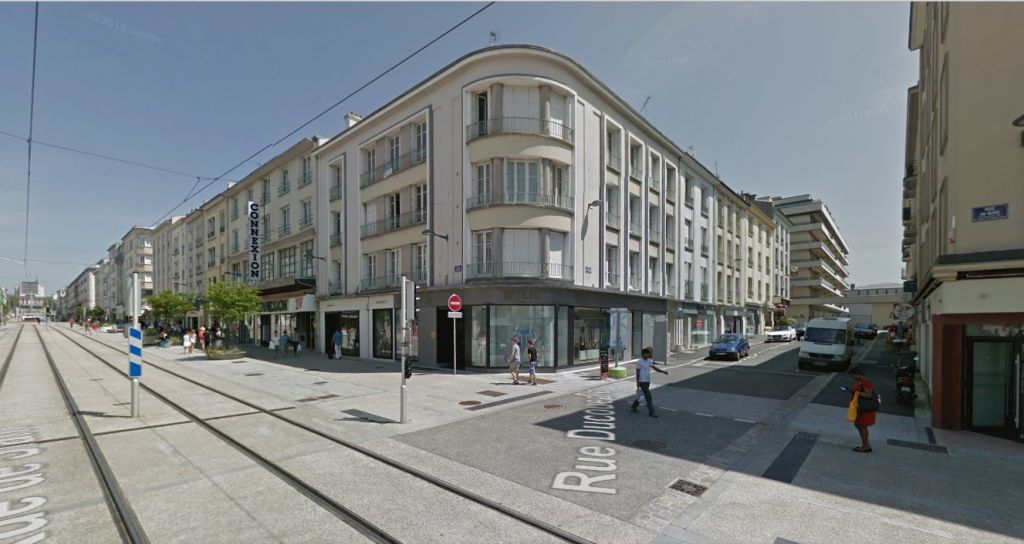 Local commercial Brest 230 m2