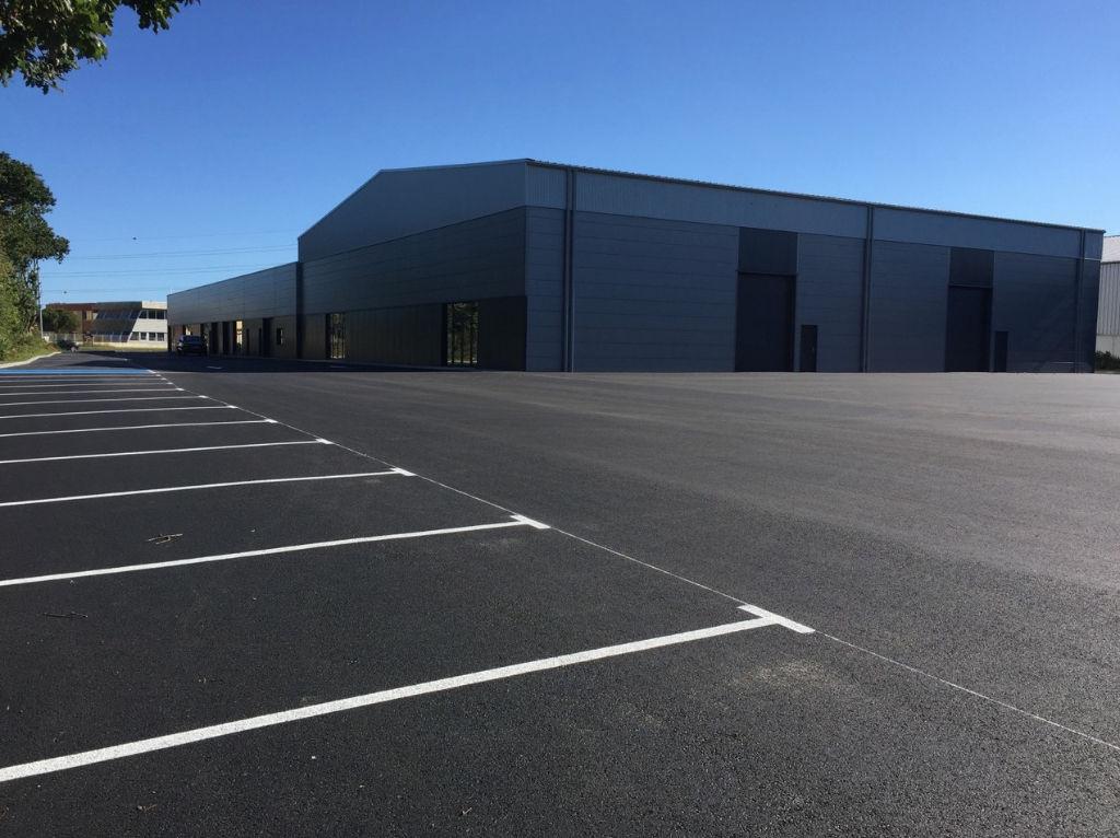 Entrepôt / local industriel Gouesnou 580 m2