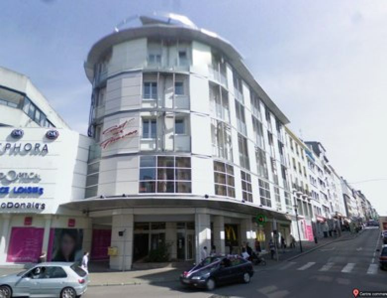 Local commercial Brest 26 m2