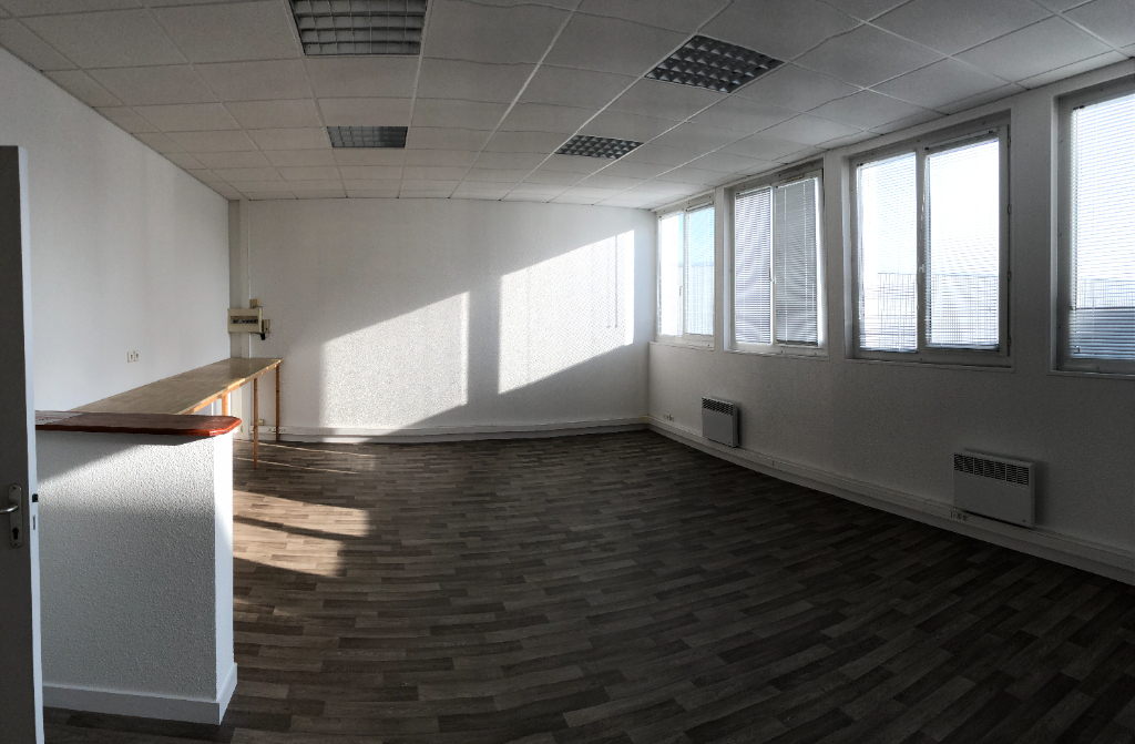 Bureaux Brest 54 m2