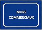 MURS COMMERCIAUX - FOLGOET