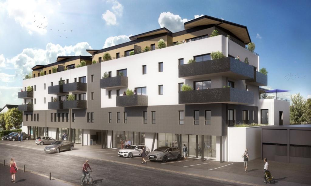 Local commercial Gouesnou 234 m2