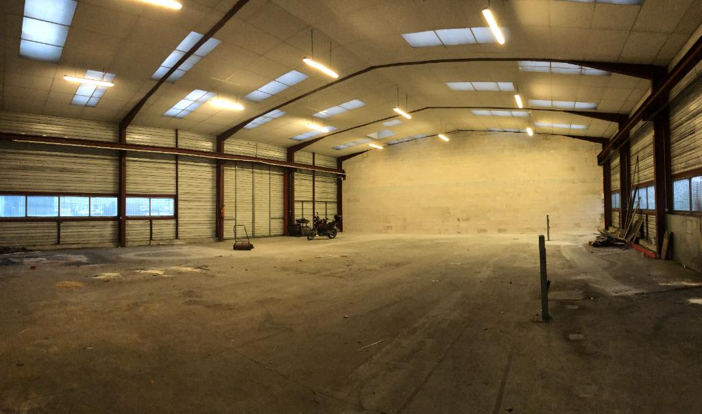 Entrepôt / local industriel Plabennec 400 m2