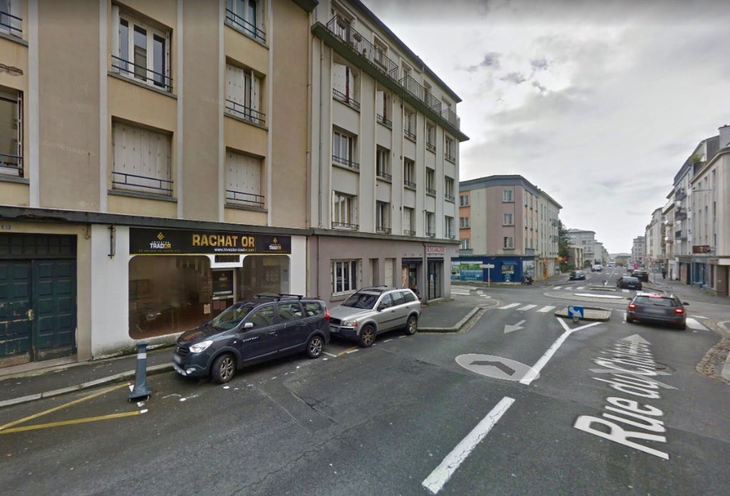 Local commercial Brest   - 61 m2