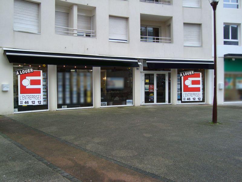 bureau / local professionnel  ou commercial - Brest  - 105 m2