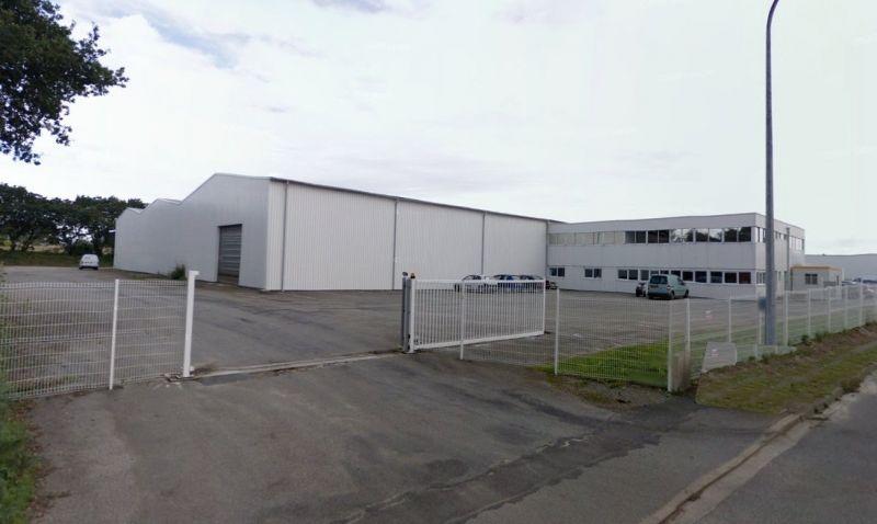 Entrepôt / local industriel Gouesnou 1.280 m2