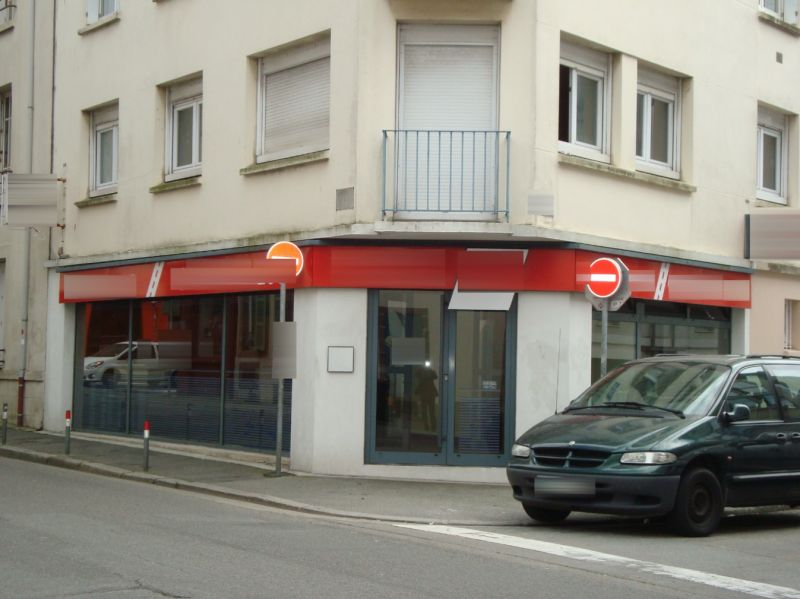 Local commercial Brest 73 m2