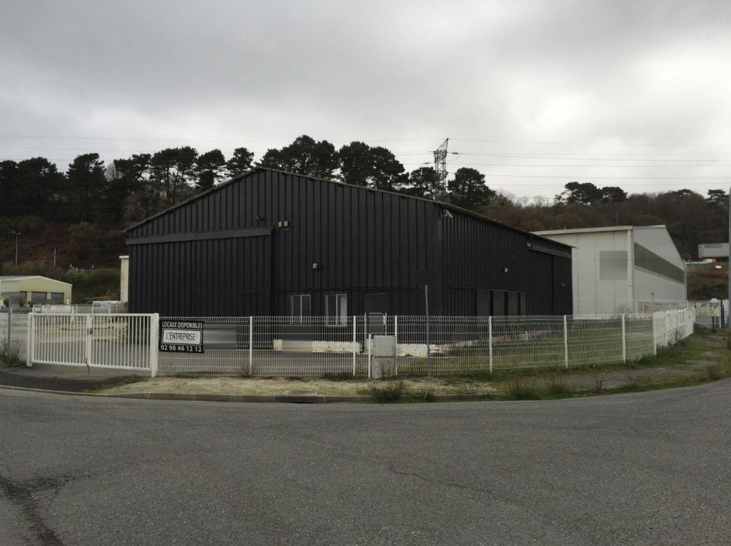Entrepôt / local industriel Brest 360 m2