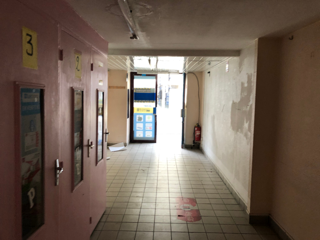 Local commercial Brest 33 m2