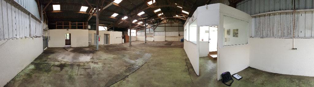 A vendre Entrepôt / Local industriel Brest - Entrepôt / Local industriel à vendre à Brest - Finistère immobilier entreprise Bretagne 29