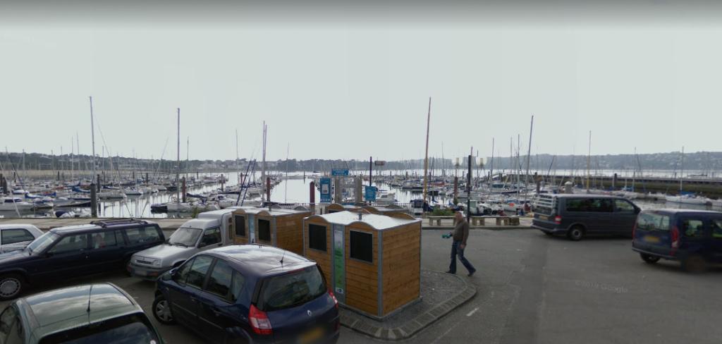 Bureaux Brest vue mer