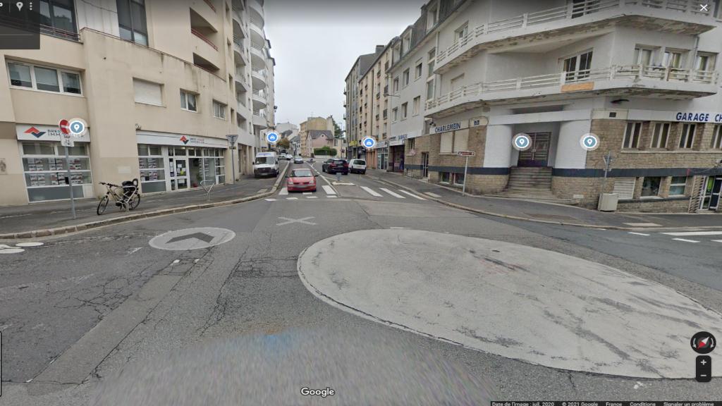 Bureaux Brest 200.78 m2