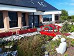 TEXT_PHOTO 0 - Immobilier Finistère nord bord de mer Maison Santec 7 pièces 186 m2 habitable de plain pied