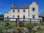 TEXT_PHOTO 0 - Immobilier Finistère nord bord de mer Plougoulm Maison 6 pièces 136 m²