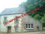 TEXT_PHOTO 0 - Maison à rénover Finistère nord Plouigneau 2 pièces 63 m²
