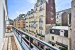 PARIS 16°. DUFRENOY. BEAU 2P 72,13m² 1/14