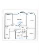 PARIS 16. BEAU 4P . 114 m² 3 CHAMBRES 7/13