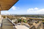 Vente  Saint Cloud - Duplex en dernier étage avec terrasse 3/10