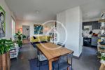 Appartement Nantes 3 pièce(s) dernier étage et terrasses Rond Point de Vannes 2/4