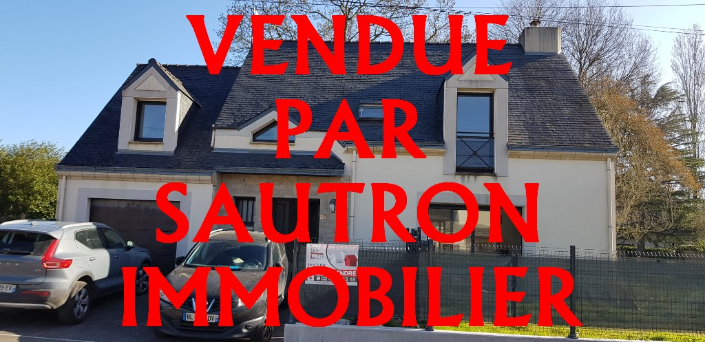 Maison de Ville Sautron  132 m²