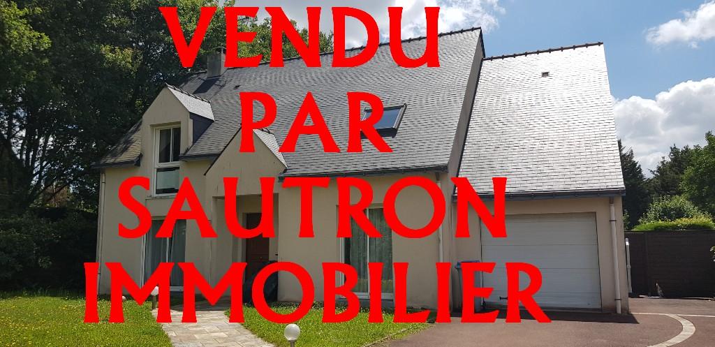 Maison Sautron 7 pièce(s) 146 m2