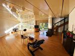 Maison d'architecte sur terrain 608m²