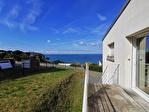 Maison avec vue sur mer et plage
