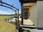 Maison ossature bois, terrain 1038m2
