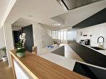 Superbe duplex, terrasse et garages