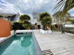 Maison rénovée avec piscine