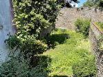 Maison de ville avec terrasse et jardin