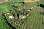 Manoir rénové ,maison d'amis , piscine, terrain tennis, boxes chevaux sur 7,2 ha. 5/8