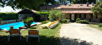 Maison proche Monségur dans le Lot-et-Garonne: 17 pièces sur  390 m2 1/12