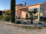 Villa contemporaine de plain-pied quartier Eysses Villeneuve sur Lot 1/11