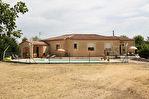 Maison de plain-pied avec piscine Hautefage La Tour 1/15