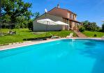 Villa moderne sur deux niveaux à la campagne avec piscine 4/5