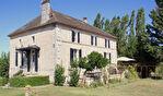Belle maison bourgeoise entre Villeneuve sur Lot et Monflanquin avec une vue magnifique sur environ 15 hectaress 2/18