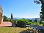 Maison à vendre au calme proche Avignon avec vue somptueuse
