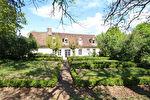 Maison de Campagne avec piscine et terrain de 2 ha, a vendre,  Charny 89120