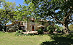 Mas ancien à vendre sur 4.5 ha de terrain arboré et piscine à 5 km d'Arles